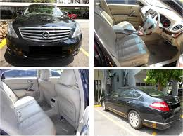 nissan teana 2013 nissan teana 2 0l cheap car rental singapore