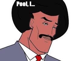 I Meme - pool guy meme handsome fac by thepinkiedash on newgrounds