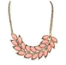 fashion statement collar necklace images Fashion crystal necklace women bib statement collar chain vintage jpg