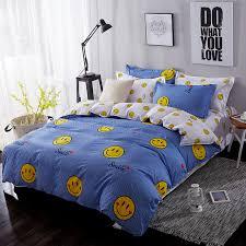 copriletti romantici set di biancheria da letto per bambini kawaii lenzuolo biancheria