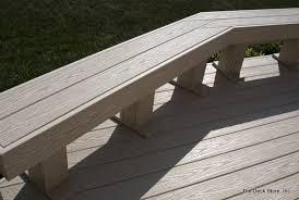 Trex Benches Deck Benches Composite Deck Bench U2022 View On Flickr Decks