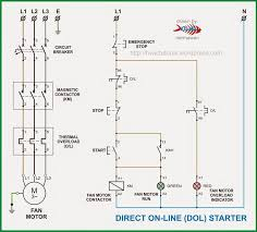 tutorials articles star delta starter theory power circuit of