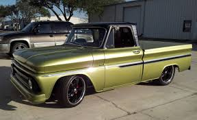 Classic Chevy Custom Trucks - 1966 chevy c10 current pics 2013 up attitude paint jobs harley