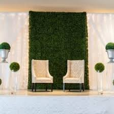 wedding backdrop greenery greenery backdrop archives designer weddings
