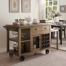 multi purpose furniture outstanding open dining room decors added removable island cart as