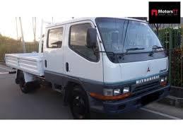mitsubishi pickup 3 ton mitsubishi 3 ton canter truck manual 5 forward petrol white