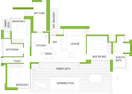 african house plans floor plan 3 bedroom house south africa