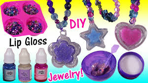 bracelet jewelry kit images Totally me diy lip gloss jewelry kit mix fruity flavors colors jpg