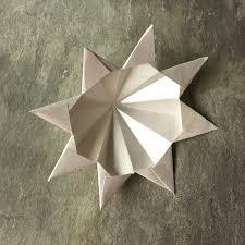 paper star ornaments urban comfort christmas pinterest