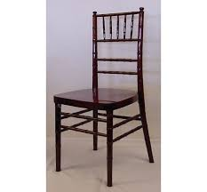 chiavari chair rentals chiavari chair mohagany color wood party rental wedding