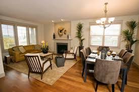 custom photo of wooden flooring living room dining room decorating
