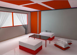two colour combination for living trends also colours in room