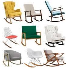 Rocking Chair Nursery Modern Attractive Ideas Modern Baby Rocking Chair Likeness Of For Nursery