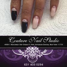 couture nail salon sola salon port jefferson station ny