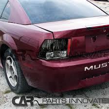 2004 mustang models 99 04 ford mustang black led lights brake ls depo ebay