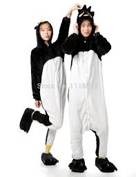Penguin Costume Halloween Popular Halloween Couple Costume Buy Cheap Halloween Couple
