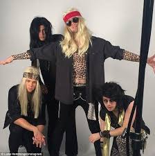Shawn Michaels Halloween Costume Highest Form Flattery 5 Seconds Summer Dress Rock