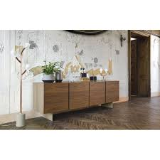 Metal Sideboard Buffet by Sipario Cs 6050 3 Sideboard Buffet With 4 Doors And Metal Base By