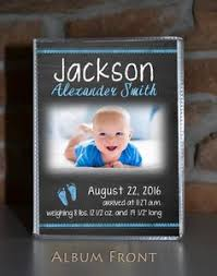 4x6 baby photo albums photo album brag book 4x6 personalized holds by kellessentials