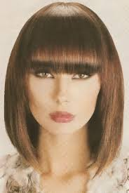 hairstyles for straight across bangs answers 2 beauty hair cuts hair styles different types of bangs