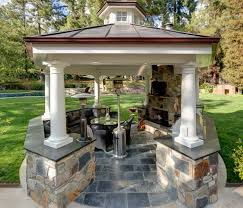 have you ever cooked out in outdoor gazebo kitchen pergola gazebos