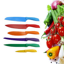 Stainless Steel Kitchen Knives Set by Popular Rainbow Kitchen Knives Buy Cheap Rainbow Kitchen Knives