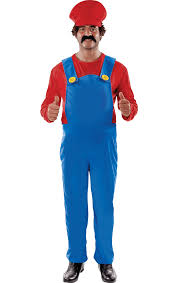 plus size super plumber costume jokers masquerade