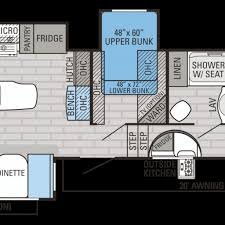 fifth wheel floor plans with bunk beds http viajesairmar com