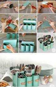kitchen utensil holder ideas 25 projects to show your amazing diy skills 9 diy kitchen