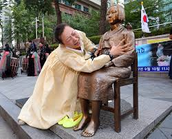Comfort Women Japan The China Watch Never Forget The Comfort Women