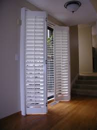 Diy Patio Doors Diy Plantation Shutters For Sliding Glass Doors Track Vinyl Lowes