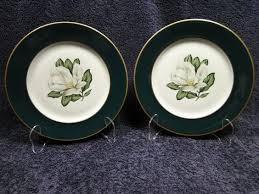 arcadian china arcadian china salad plates 8 1 4 prestige magnolia