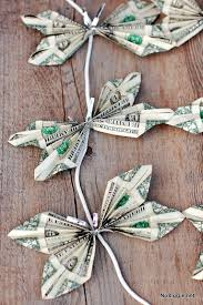 Money Leis How To Make A Butterfly Money Lei