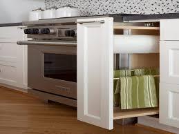 amazing interior design 15 clever kitchen towel storage ideas