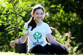 one tree per child one tree per child