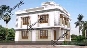 kerala style house plans 1300 square feet youtube