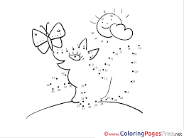 68 butterfly number coloring page 1 references for coloring