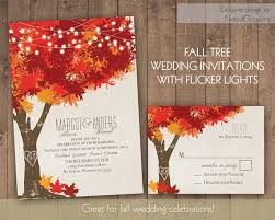 autumn wedding invitations best 25 fall wedding invitations ideas on fall autumn