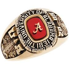 alabama class ring rings rings