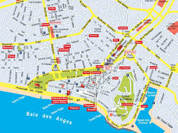 Nantes France Map by Nice France Map France Map