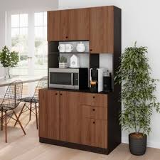 kitchen storage cabinets cheap black food pantries cabinets free shipping 35