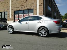 lexus is 250 custom lexus is250 niche targa m131 wheels silver u0026 machined