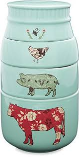 pig kitchen decor amazon com