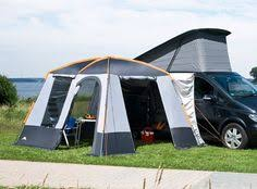 Vw T5 Campervan Awnings Reimo Palm Beach 2 6m Swb Sun Canopy Dome Shaped Awning For Vw T5