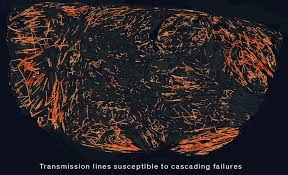 Space Junk Map What Causes Cascading Power Grid Failures Ieee Spectrum