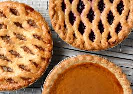 our favorite thanksgiving pies