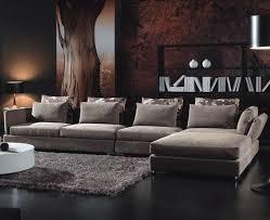 Oversized Floor L Living Room Modern Color Living Room L Shape Sectional
