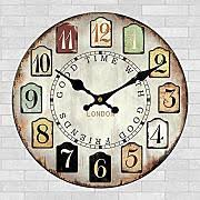 shabby chic wall clock shop online and save up to 50 uk