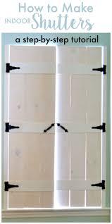 best 25 wooden shutters interior ideas on pinterest wooden