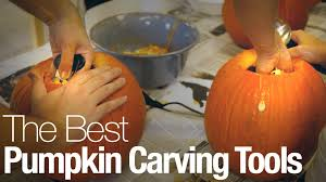 Pumpkin Carving Kits Video We Tried 4 Different Pumpkin Carving Kits U2014and This Is The